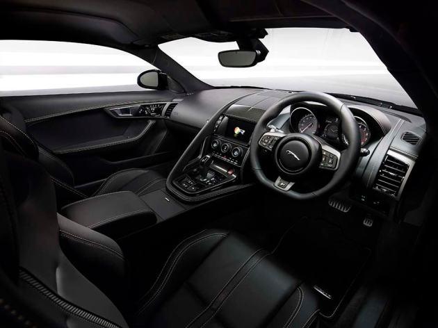 Jaguar F-TYPE AWD Coupe