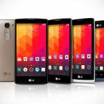 """LG Announces a Quartet of Mid-range Android-powered Smartphones with """"Exceptional Prices"""""""