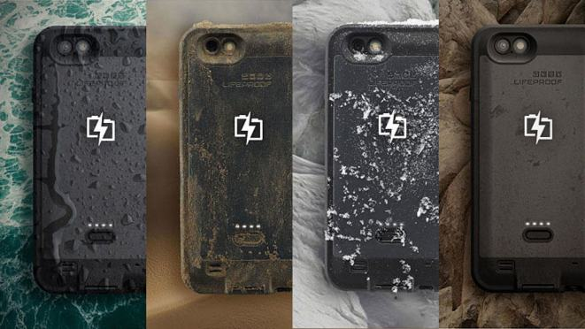 newest collection efe7a 53a52 LifeProof FRĒ Power Battery Case Gives Your iPhone 6 2x Battery Life ...