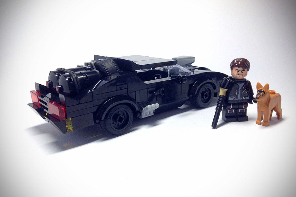 This Is How Mad Max Vehicles Look Like In All Its Lego