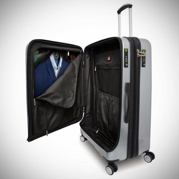 Space Case 1 Smart Suitcase is Loaded with Tech, Feels ...