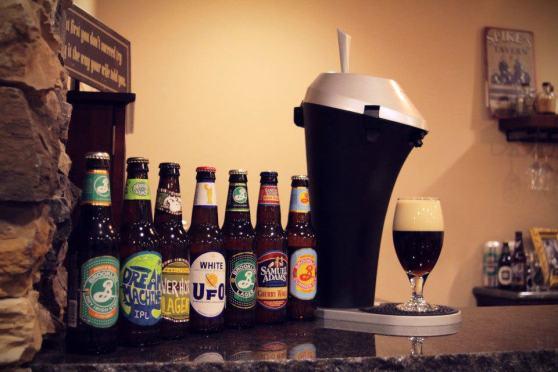 Fizzics Beer Enhancing Gadget