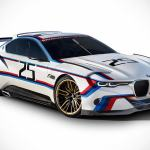 BMW 3.0 CSL Hommage Tribute Car Gets the R Treatment