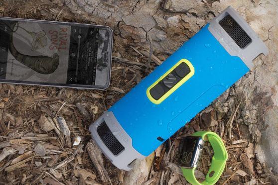 Scosche boomBOTTLE+ Portable Bluetooth Speakers