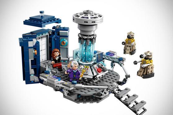 21304 LEGO Doctor Who Set