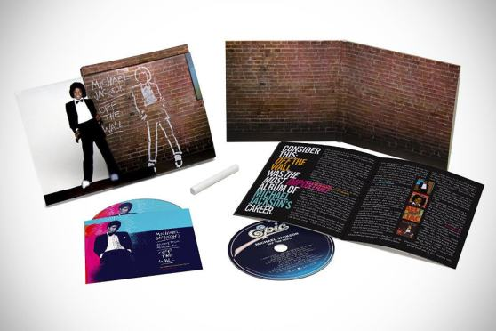 Off The Wall by Michael Jackson and Documentary CD/DVD Bundle