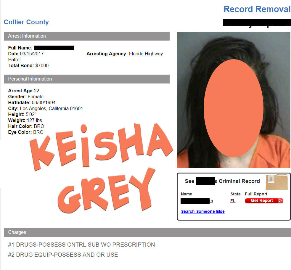 Is Trinity St. Clair exploiting young girls like Keisha Grey after she was arrested?