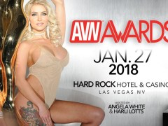 2018 AVN Awards Las Vegas