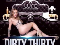 "Natasha Starr Hosts ""Dirty Thirty"" Birthday Bash at Lure in Hollywood"