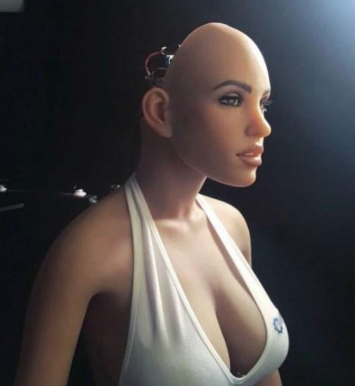 Harmony 2.0 is a sex cyborg
