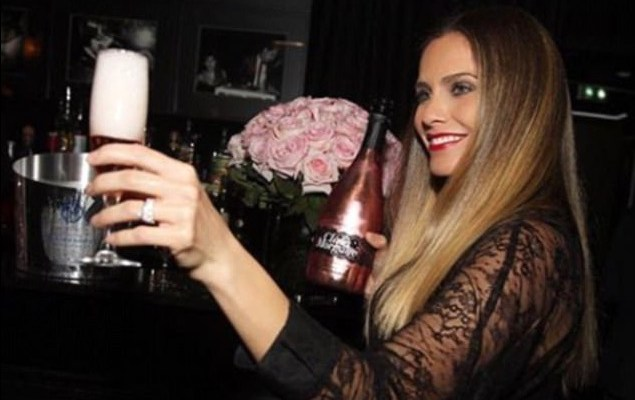 French Count Sues Owners of Champagne Brand that Bears Family Name After They Use ex-Porn Star to Promote It