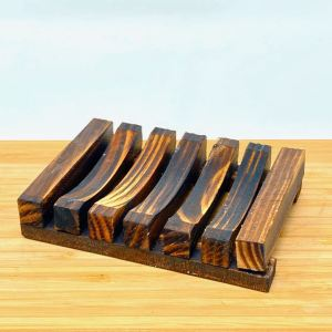 Handmade Bamboo Soap Dish For Sale