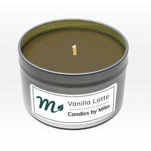 Vanilla Latte Candle