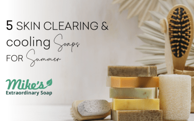 5 Skin cleansing and cooling soaps for summer