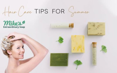8 Hair Care Tips for Summer 2021