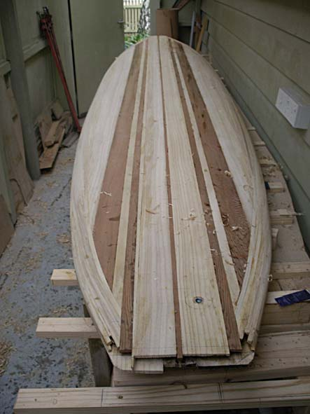 Decking the board