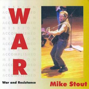 """War and Resistance"" Album Cover"
