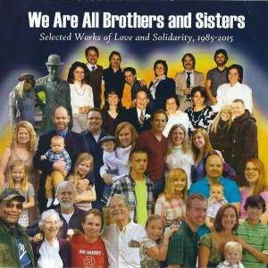 """We Are All Brothers And Sisters"" Album Cover"