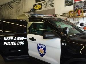 Alameda K9 Patrol Car