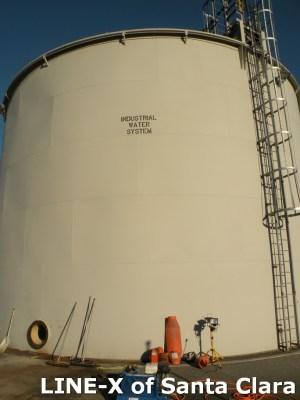 Water Treatment Tank
