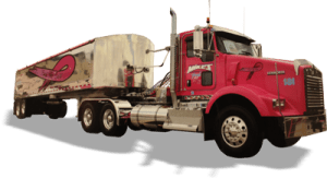 Mikes Trucking - Cure Truck