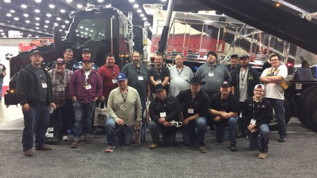 Mike's Trucking - truck drivers