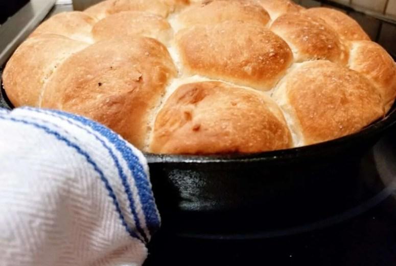 1 hour dinner rolls