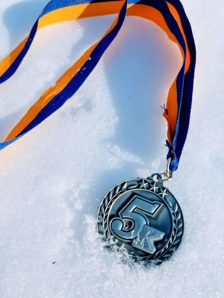 Race Recap: Eagle Brook Saloon New Year's 5k