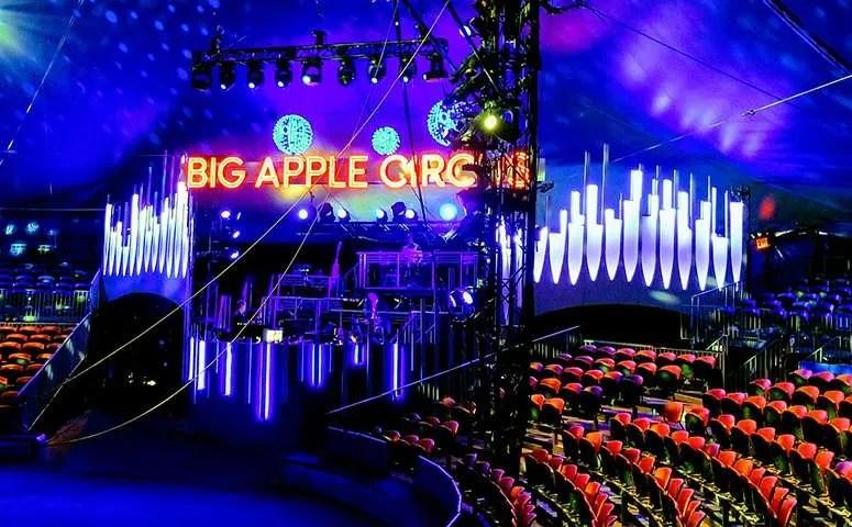 big apple circus at assembly row