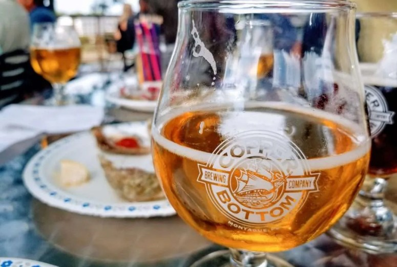 Copper Bottom Brewery