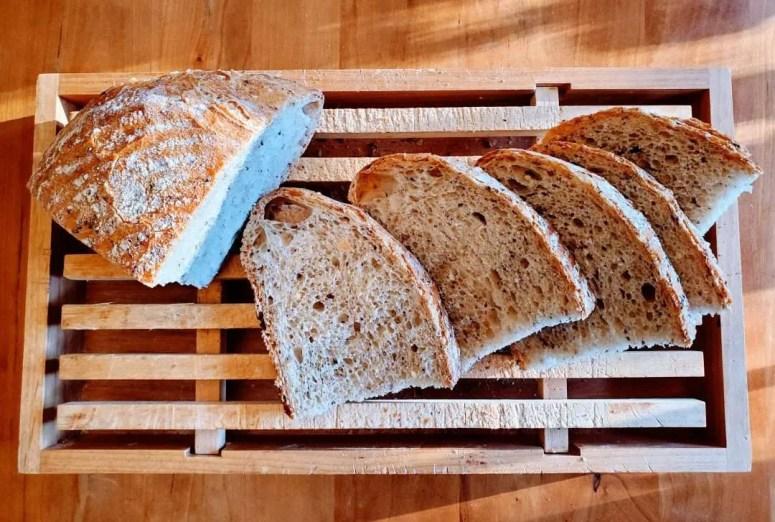 Harvest Bread with Poolish