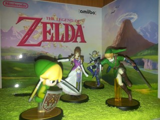I have a space reserved especially for the Dark Lord in my Zelda Display.