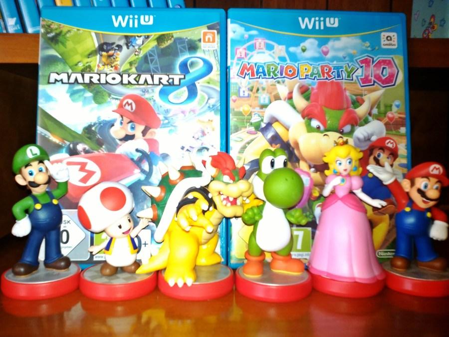 Mario Kart & Mario Party 10