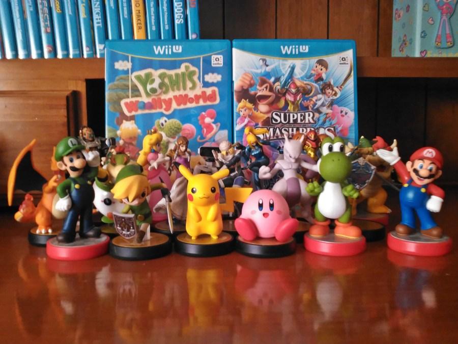 Yoshi WW & Smash Bros
