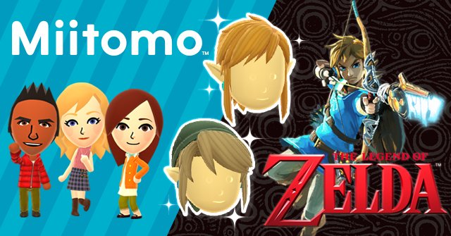 More Zelda/Miitomo Retweeting Fun!