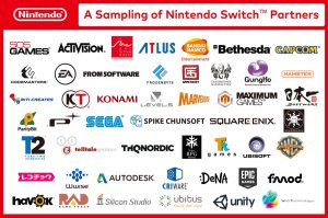 Nintendo Third-parties