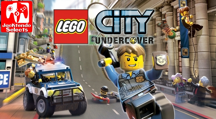 Jacktendo Selects - LEGO City Undercover