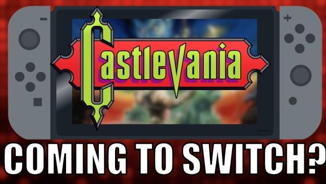 Castlevania Switch