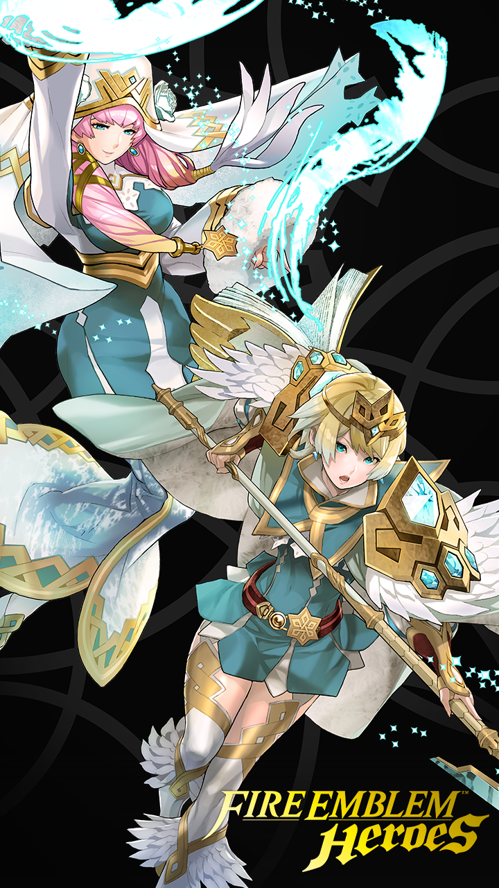 Gallery The Wallpapers Of Fire Emblem Heroes Choose Your Legends