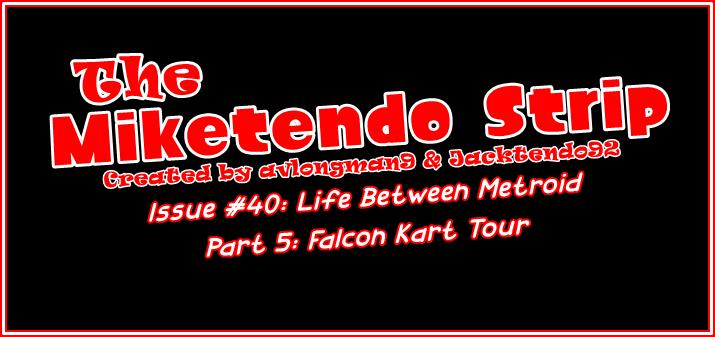 Miketendo Strip Banner v2018 #40