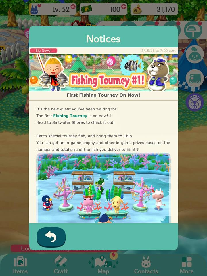 Animal Crossing Pocket Camp Fishing Tourney Guide (17)