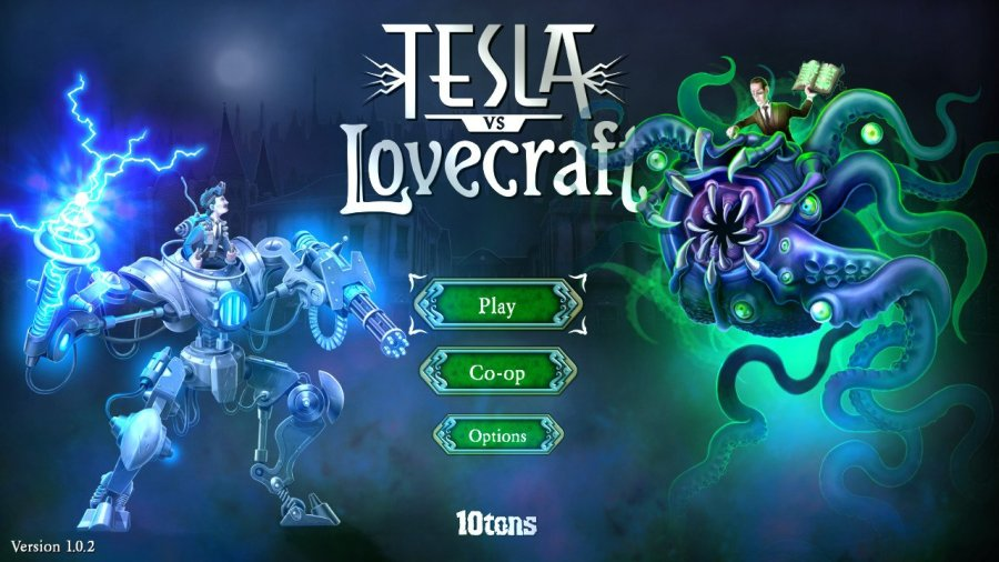 Tesla vs Lovecraft Review