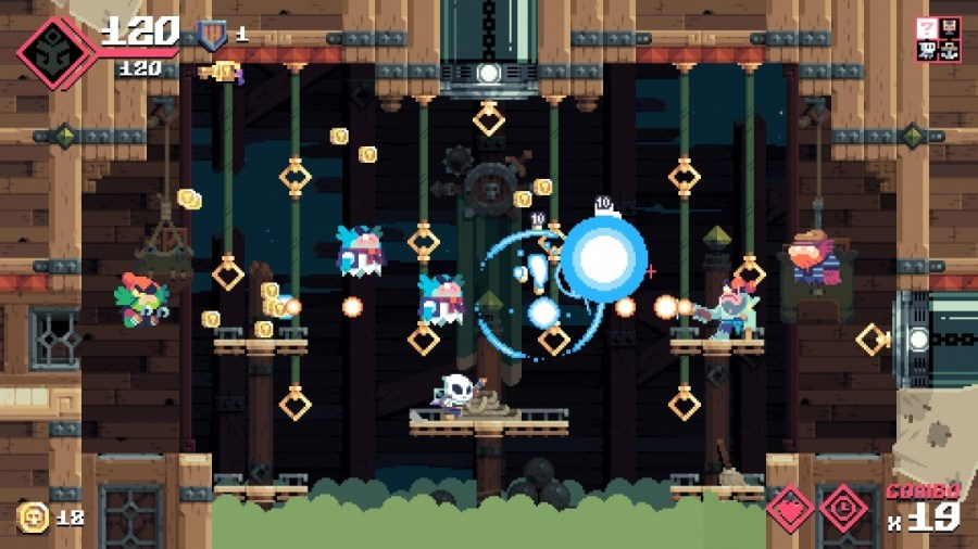 Miketendo64- Flinthook Switch Review (Nintendo Switch