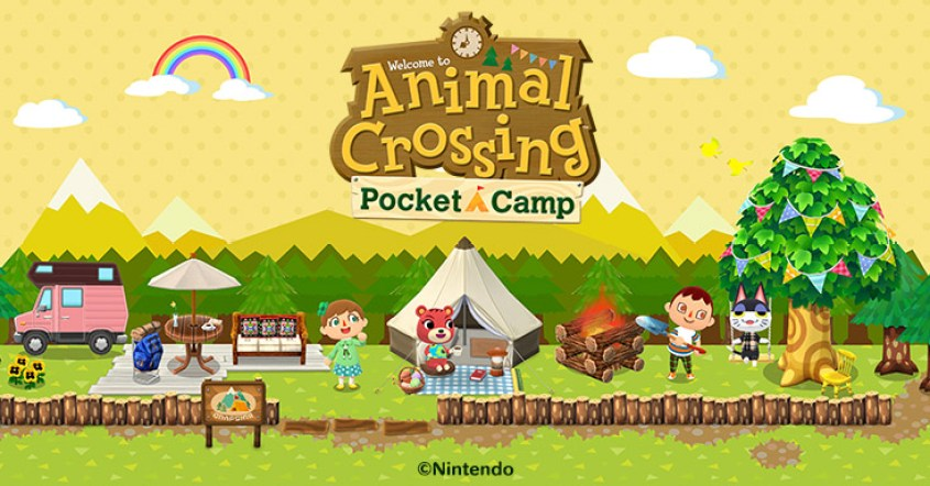 Animal Crossing: Pocket Camp Is To Receive New Updates