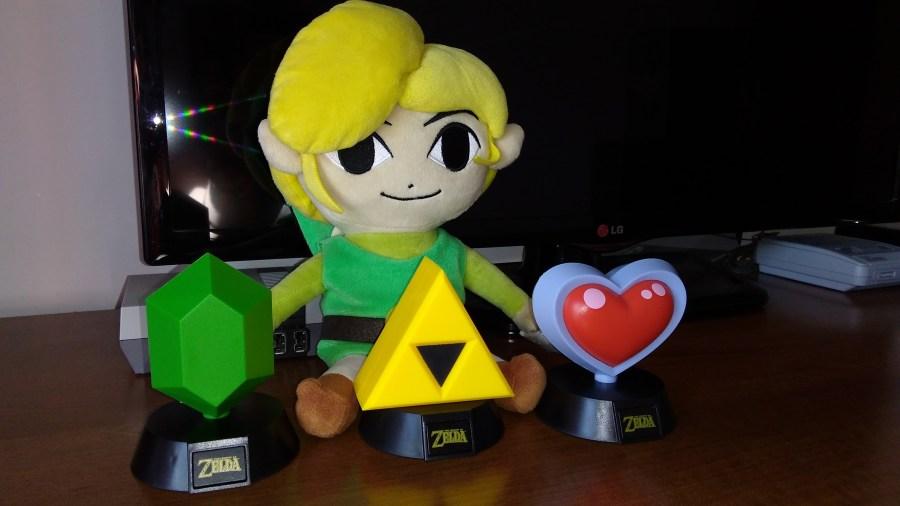 Zelda Lamps Merchoid