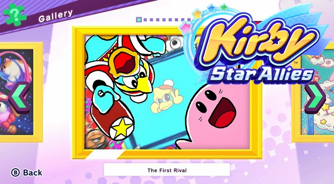 Kirby Star Allies Celebration Pictures