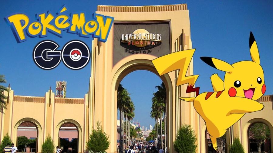 Pokémon Theme Park
