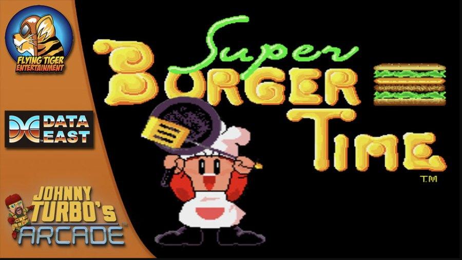 Super Burger Time