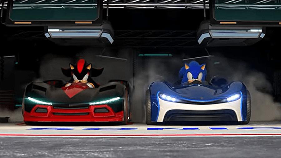 Team Sonic Racing Reveal Trailer