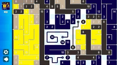 Nighttime Toro Nagashi Puzzle